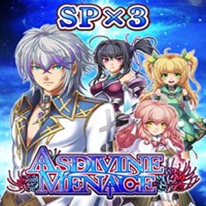 Asdivine Menace SP x3