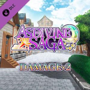 Asdivine Saga Damage x2