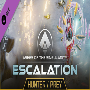 Ashes of the Singularity Escalation Hunter Prey Expansion