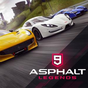 Asphalt 9 Legends High Gear Pack