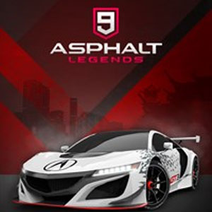 Asphalt 9 Legends Multiplayer Champion Pack