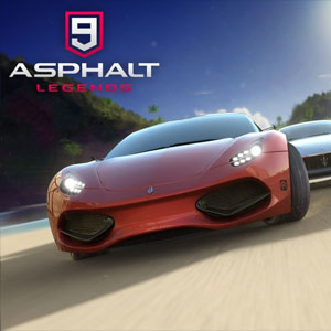 Asphalt 9 Legends Triple Threat Pack
