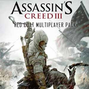 Assassins Creed 3 Red Coat Multiplayer Pack