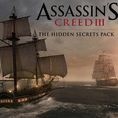 Assassin's Creed 3 The Hidden Secrets Pack