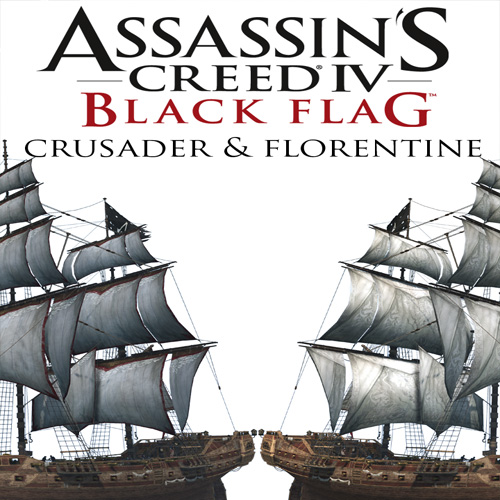 Assassin's Creed 4 Black Flag Crusader & Florentine Pack