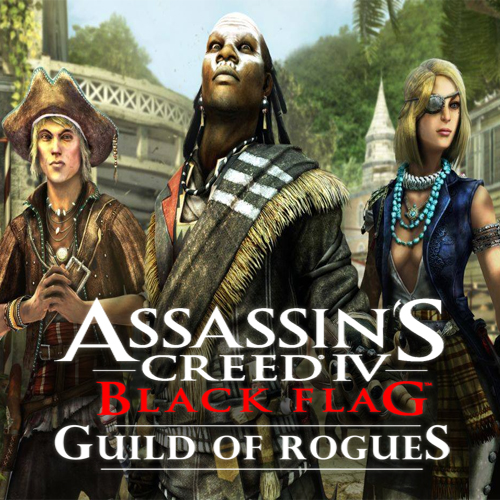 Buy Assassins Creed 4 Black Flag Guild of Rogues CD Key Compare Prices