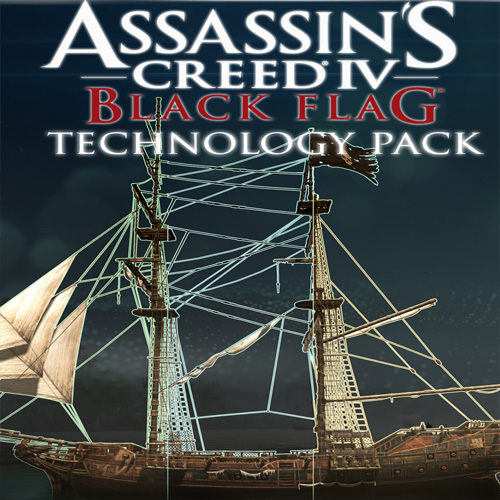 Assassin's Creed 4 Black Flag Time Saver Technology Pack