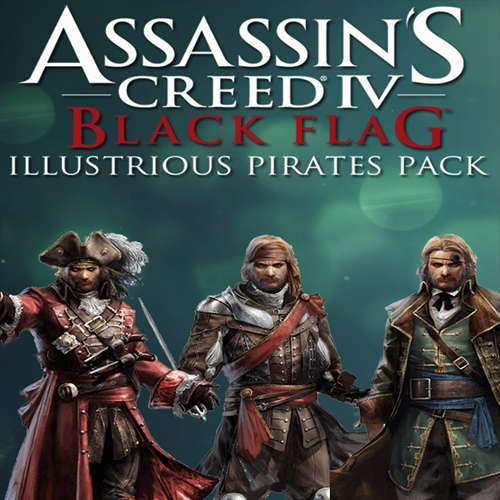 Assassin's Creed 4 Illustrious Pirates
