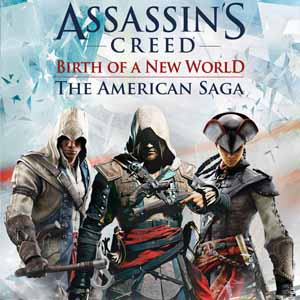 Buy Assassins Creed Birth of a New World The American Saga PS3 Game Code Compare Prices