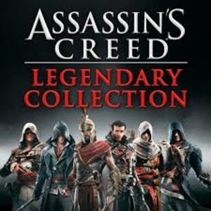 Assassins Creed Legendary Collection