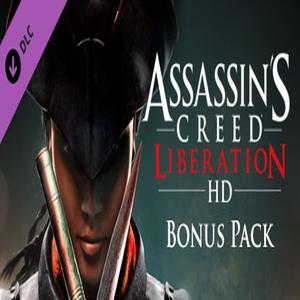 Assassins Creed Liberation HD Bonus Pack