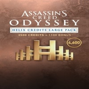Buy Assassins Creed Odyssey Helix Credits Large Pack PS4 Compare Prices