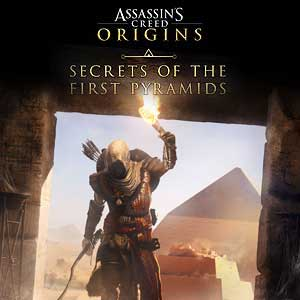 Assassin's Creed Origins Secrets of the First Pyramids
