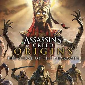 Buy Assassin's Creed Origins The Curse Of The Pharaohs CD Key Compare Prices