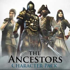 Assassin's Creed Revelations Ancestors Character