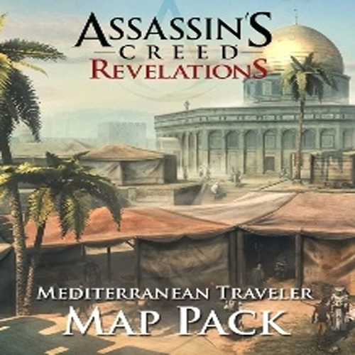 Assassin's Creed Revelations Mediterranean Traveler Map Pack