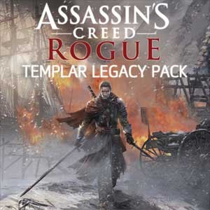 Buy Assassins Creed Rogue Master Templar Pack DLC PS3 Game Code Compare Prices