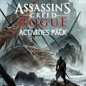 Assassin's Creed Rogue Time Saver Activities Pack