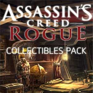 Buy Assassins Creed Rogue Time Saver Collectibles Pack CD Key Compare Prices