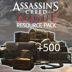 Assassin's Creed Rogue Time Saver Resource Pack