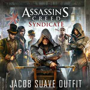 Buy Assassins Creed Syndicate Jacob Suave Outfit PS4 Game Code Compare Prices