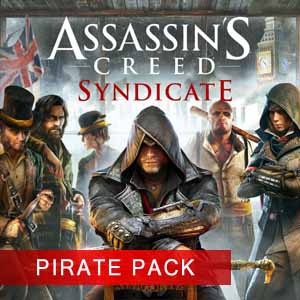 Buy Assassins Creed Syndicate Pirate Pack PS4 Game Code Compare Prices