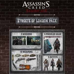 Buy Assassins Creed Syndicate Streets of London Pack CD Key Compare Prices