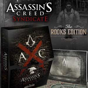 Buy Assassins Creed Syndicate The Rooks PS4 Game Code Compare Prices