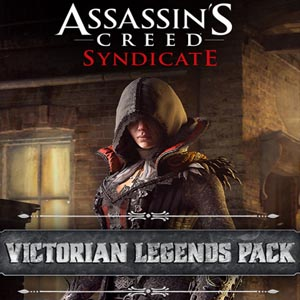 Assassins Creed Syndicate Victorian Legends Pack