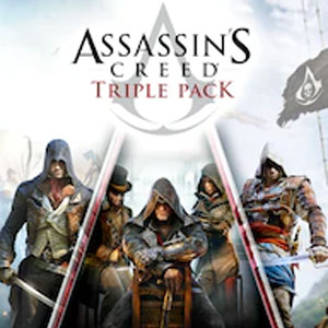 Assassin's Creed Triple Pack