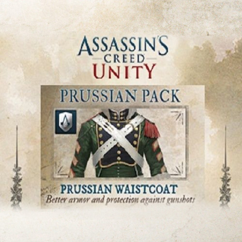 Buy Assassins Creed Unity Prussian Waistcoat CD Key Compare Prices