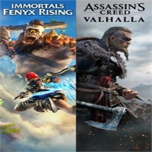 Buy Assassins Creed Valhalla Plus Immortals Fenyx Rising Bundle Xbox Series Compare Prices