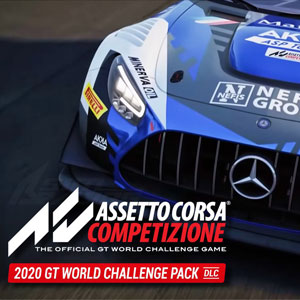 Buy Assetto Corsa Competizione 2020 GT World Challenge Pack CD Key Compare Prices