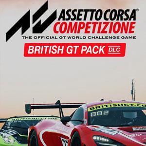 Buy Assetto Corsa Competizione British GT Pack CD Key Compare Prices