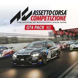 Buy Assetto Corsa Competizione GT4 Pack PS4 Compare Prices