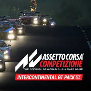 Buy Assetto Corsa Competizione Intercontinental GT Pack CD Key Compare Prices