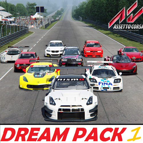 Buy Assetto Corsa Dream Pack 1 CD Key Compare Prices
