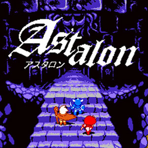 Buy Astalon Tears of the Earth Nintendo Switch Compare Prices