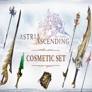 Astria Ascending Cosmetic Weapon Set