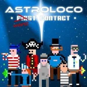 Buy Astroloco Worst Contact CD Key Compare Prices