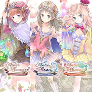 Buy Atelier Arland Series Deluxe Pack CD Key Compare Prices