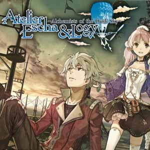 Buy Atelier Escha and Logy Alchemists Of The Dusk Sky PS3 Game Code Compare Prices