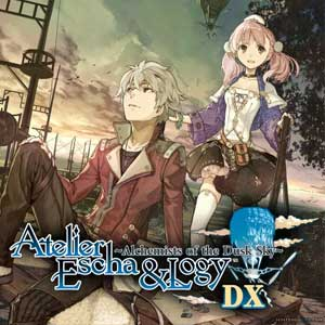 Atelier Escha & Logy Alchemists of the Dusk Sky DX
