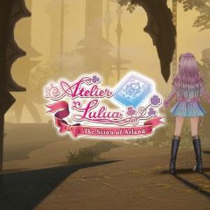 Atelier Lulua Extra High Difficulty Area Machina Domain