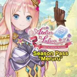 Atelier Lulua Season Pass Meruru