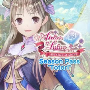 Buy Atelier Lulua Season Pass Totori PS4 Compare Prices