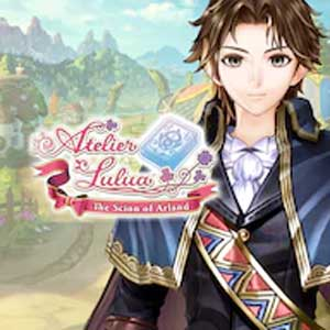 Atelier Lulua The Scion of Arland Aurel's Outfit Blood of the Mighty