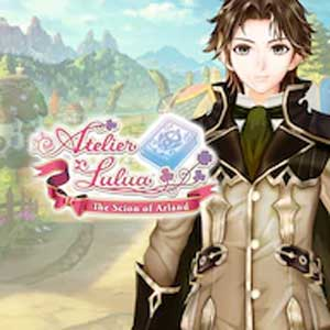 Atelier Lulua The Scion of Arland Aurel's Outfit The Ultimate Knight Supreme