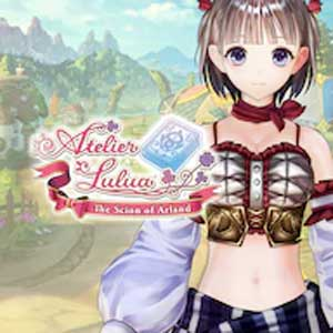 Atelier Lulua The Scion of Arland Eva's Outfit Dancer of Arklys