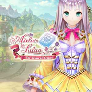 Atelier Lulua The Scion of Arland Lulua's Outfit Guileless Princess